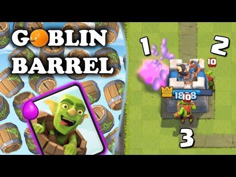 How to Counter Goblin Barrel | Clash Royale