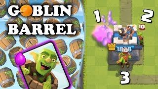 How to Counter Goblin Barrel | Clash Royale