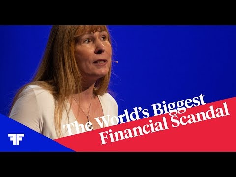 CLARE REWCASTLE BROWN | THE WORLD'S BIGGEST FINANCIAL SCANDAL | 2018