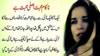 Nakam Muhabat Asli Muhabat (Hindi Urdu)