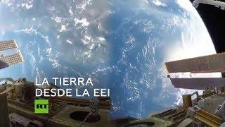 Cómo se mueve la EEI en el espacio