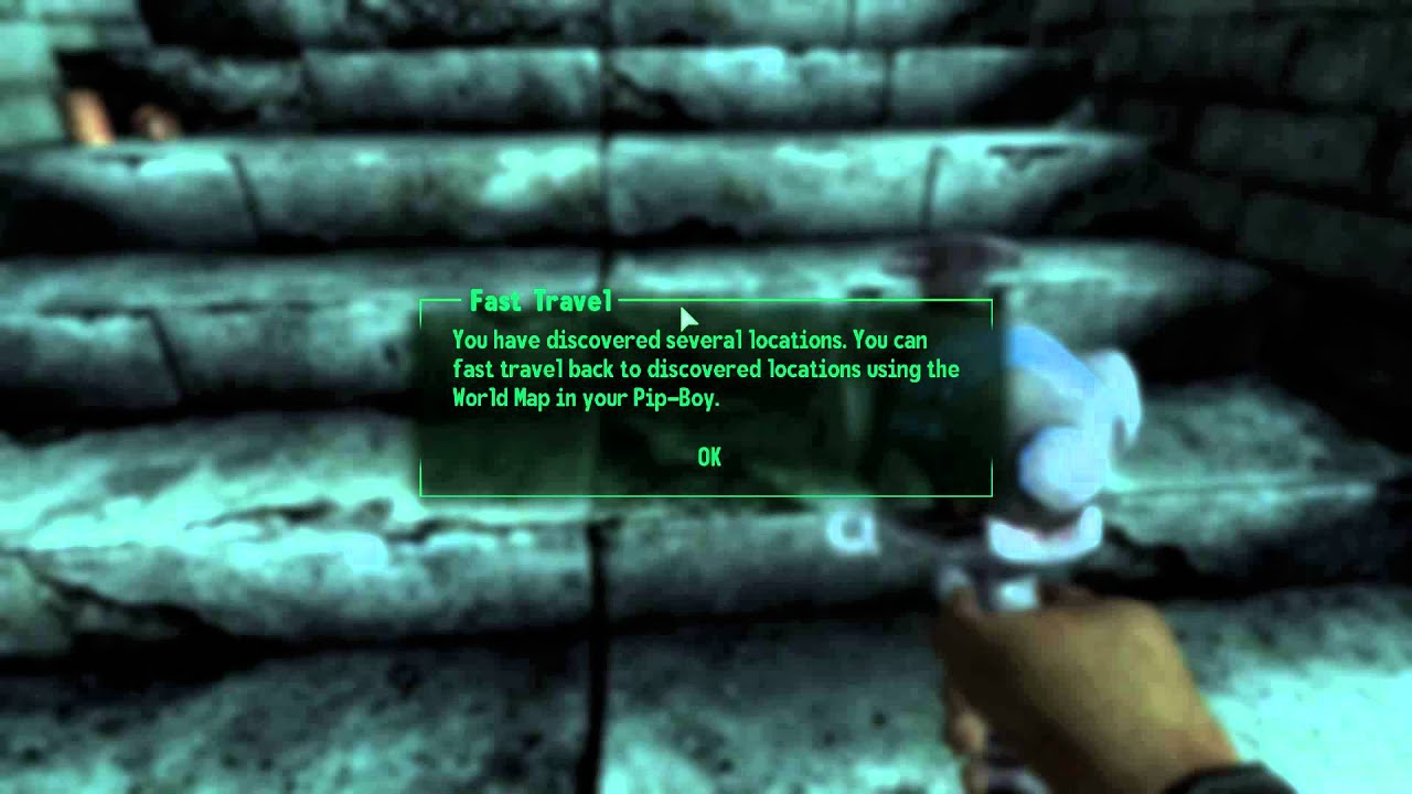 Fallout 3 Brotherhood Of Steel Crash Part PC