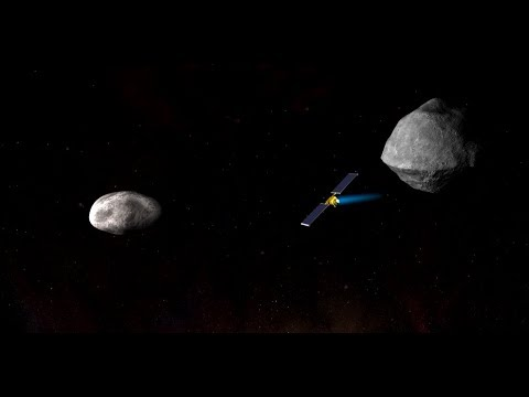 The Double Asteroid Redirection Test (DART): Hitting an Asteroid ...