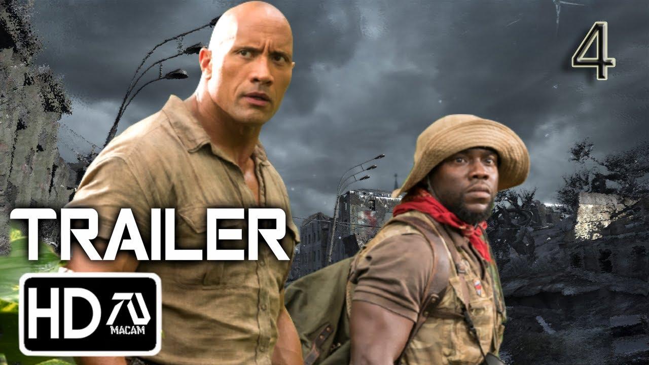 Download Jumanji 4: Final Level [HD] Trailer - Dwayne Johnson, Kevin Hart (Fan Made)