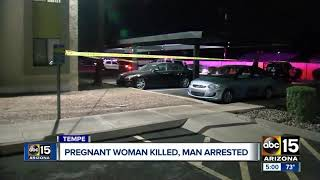 Police capture man who stabbed, killed pregnant woman in Tempe