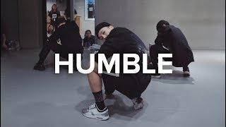 Video HUMBLE. - Kendrick Lamar / Junsun Yoo Choreography download MP3, 3GP, MP4, WEBM, AVI, FLV Juli 2018