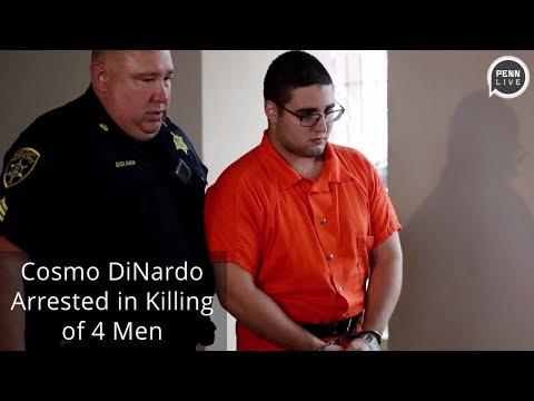 Cosmo DiNardo Arrested in Killing of 4 Men