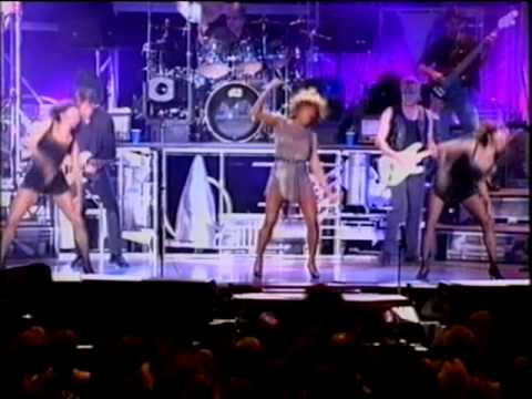 Tina Turner What's Love Live part 2