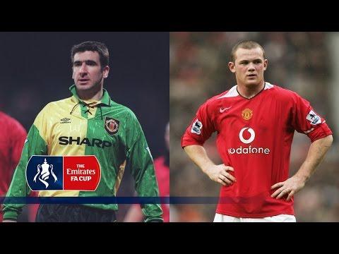 Cantona v Rooney | Pick Ya Moment