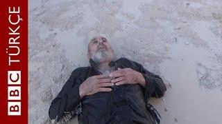 'Sarin gazı saldırısından' kurtulan Suriyeli anlatıyor - BBC TÜRKÇE