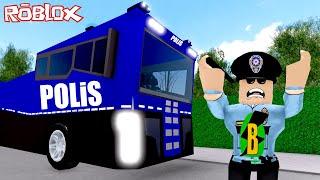 POLİS OLDUM!! ELLER YUKARI 🤣 Roblox Emergency World Wide