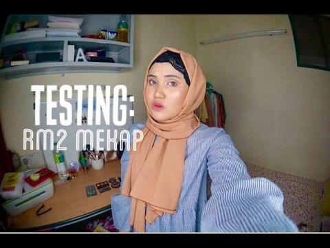 Testing: RM2 MAKEUP!