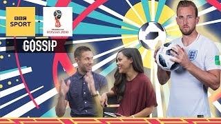 World Cup Gossip: Surprise package, golden boot & best defender at Russia 2018? - BBC Sport
