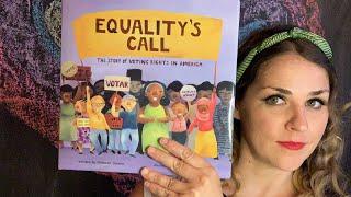 Equality's Call by Deborah Diesen - read by Lolly Hopwood