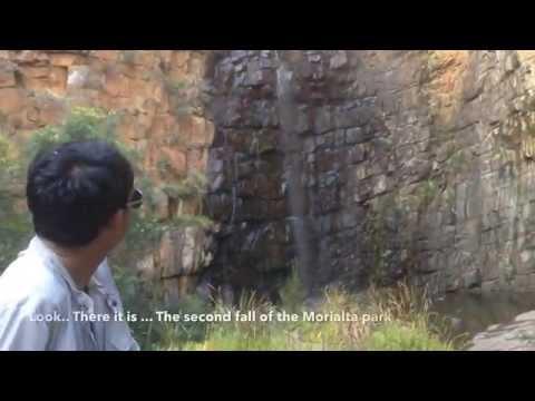 WHW-3 Morialta Falls near Adelaide Australia Cave hike
