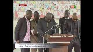 Témoignage de Abdoulaye DIAW