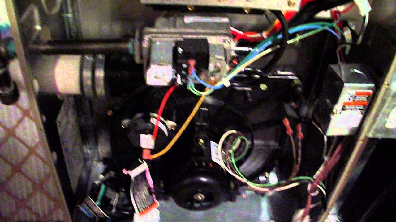 maxresdefault first ever tuneup of my 2007 carrier gas furnaces black friday carrier weathermaker 9200 wiring diagram at gsmportal.co