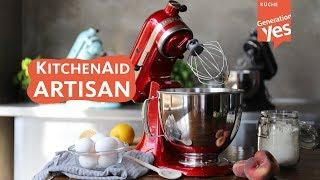 Warum auch du deine KitchenAid Artisan lieben wirst!