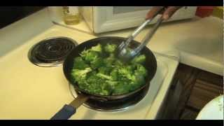 How To Cook Parmesan Broccoli
