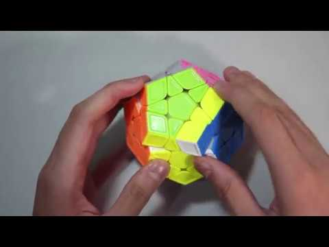 X-Man Galaxy Megaminx (Sculpted) and Qiyi Big Sail Unboxing!! | Rubik Murah