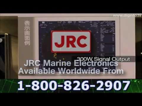 JRC Marine Electronics: New RADAR - Solid State
