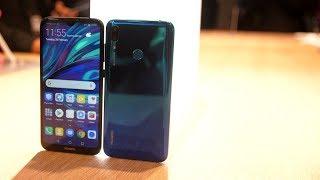 Huawei titkos fegyvere az MWC-n   Huawei Y7 2019 Okostelefon bemutató