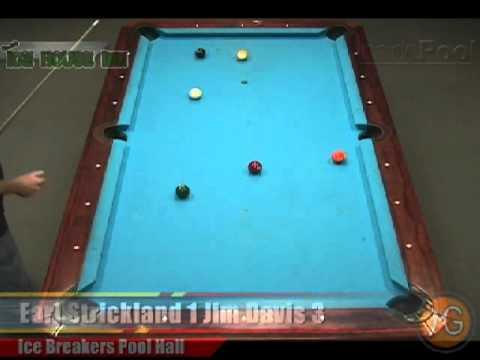 Earl Strickland vs Jim Davis