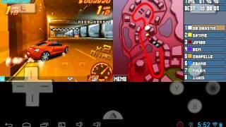 Asphalt: Urban GT 2 Android OS.