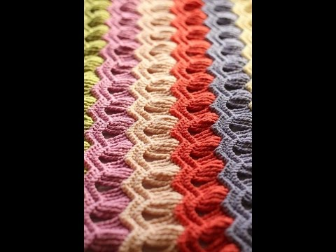 Crochet Patterns For Free Crochet Baby Blanket 1341 Youtube