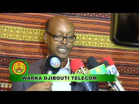 WARKA SOMALILAND NATIONAL TV EE SHIRKADA DJIBOUTI TELECOM
