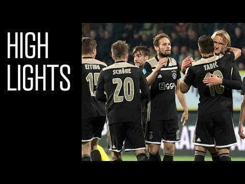 Highlights Fortuna Sittard -  Ajax