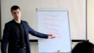 Тренинг по продажам.  Техника холодного звонка(Фрагмент тренинга продаж Максима Курбана. Техника продаж при холодных звонках с помощью скриптов продаж...., 2014-03-27T07:07:44.000Z)