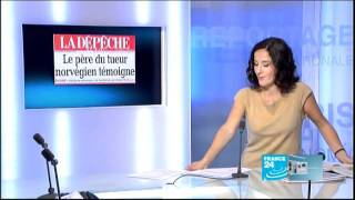 FRANCE 24 Revue de Presse - REVUE DE PRESSE NATIONALE 29/07/2011