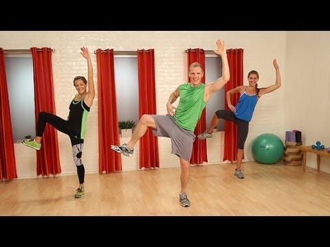 PlyoJam Dance Workout | Sexy Butt Workout | Class FitSugar