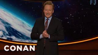 #ConanCon Monologue 07/19/18  - CONAN on TBS