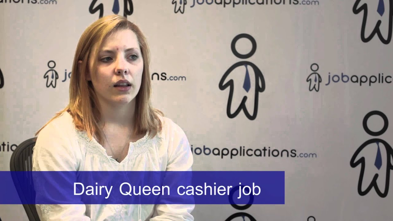 photo about Dairy Queen Printable Application identified as Dairy Queen Software program, Work Jobs On the internet