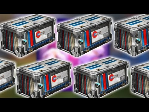 NEW BLACK MARKET GOAL EXPLOSION - 10x ACCELERATOR CRATE OPENING