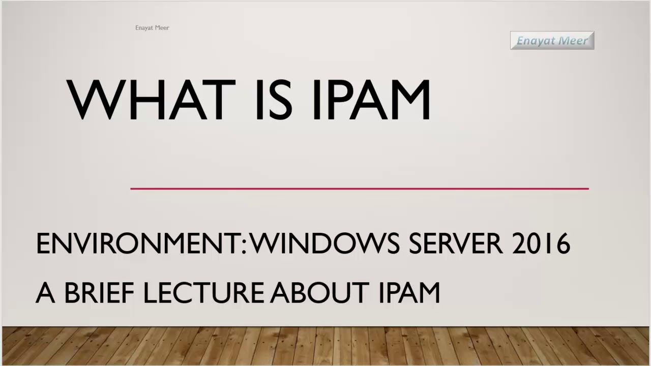 Ipam explanation in details ip address management youtube ipam explanation in details ip address management xflitez Image collections