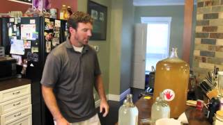 Brewing Smreka - Juniper Beer