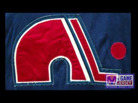 Quebec Nordiques 1973-74 WHA Custom Hockey Jerseys