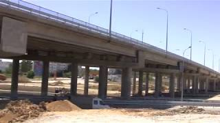 Ж-Д подходы к керченскому мосту.Эстакада 11-я опорная.Где пройдет ж-д ?