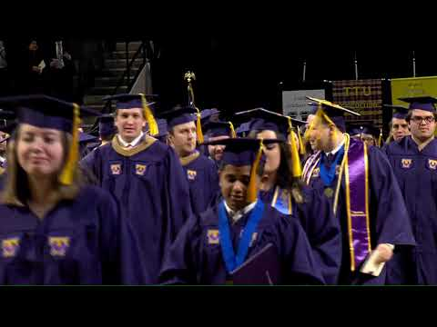 Tennessee Tech University Fall 2019 Afternoon Commencement