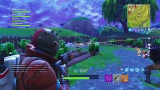 Fortnite: I hear someone!! Get out of here !! *****