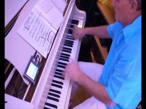 Pianiste Richard Vicart