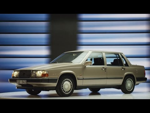 90 years of Volvo Cars and the Volvo Cars history (promotional video)