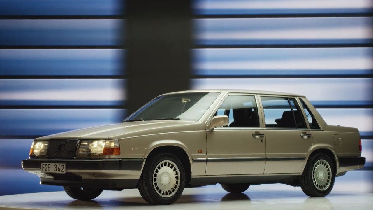 the history of volvo cars