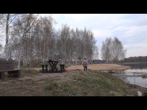 """База отдыха в Конаково """"Большая Волга"""""""