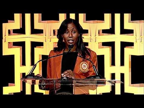 Stephanie Wilson - 2015 Distinguished Alumnus Award Acceptance Speech
