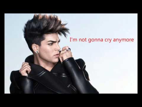 Marry The Night by Adam Lambert