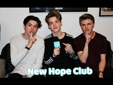 Introducing... NEW HOPE CLUB!